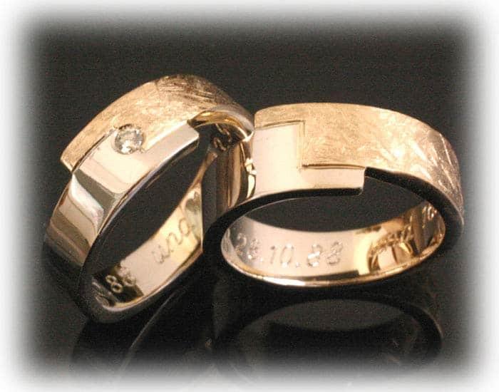 ... -IM353-Weiß-und-Gelbgold-Bicolor-mit-1-Diamant-005ct-eismatt1.jpg