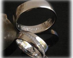 Extravagente Eheringe IM239 20ct Diamanten
