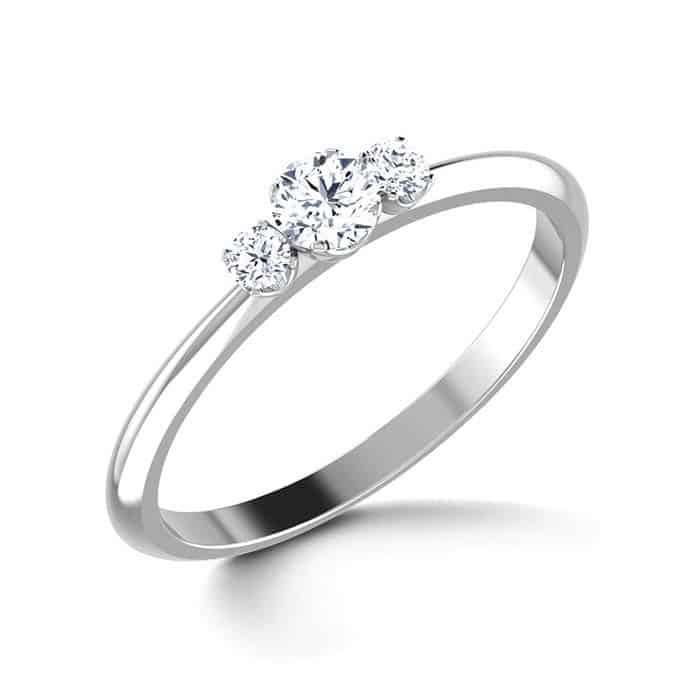 verlobungsring partnerring im657 3 diamanten 0 40k platin 950 poliert trauringe gold. Black Bedroom Furniture Sets. Home Design Ideas