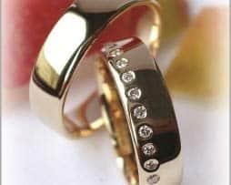 IM222 new trauringe eheringe diamanten