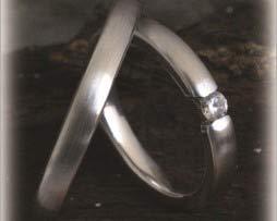 IM294 eheringe diamant o,20ct klassisch matt