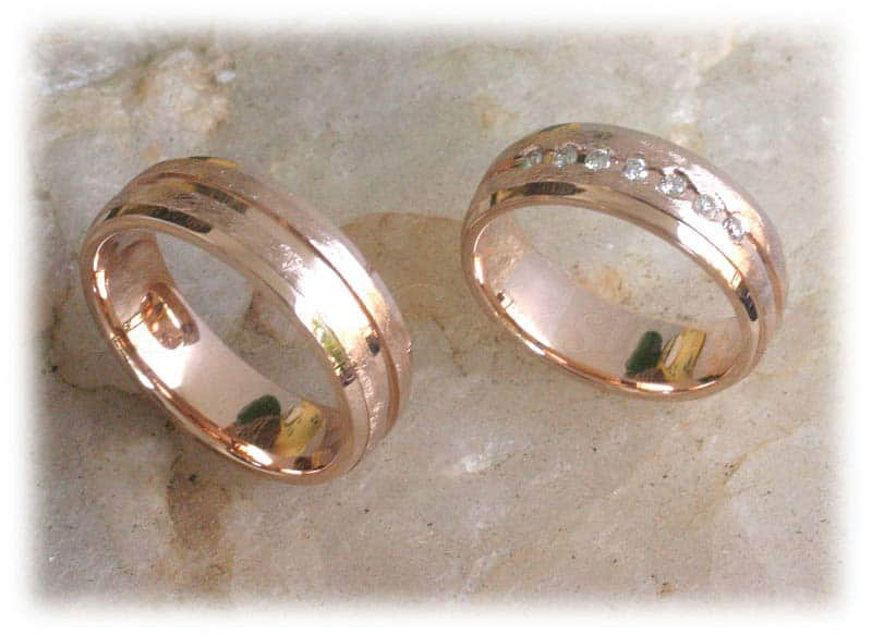 ... poliert art nr k a kategorien diamant mehrfach trauringe trauringe aus