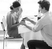Heiratsantrag Ideen machen stellen mit verlobungsring