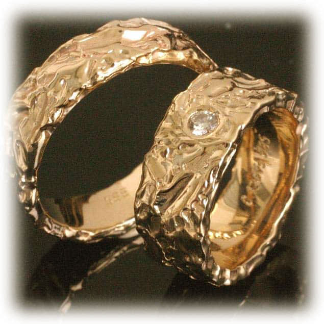 Pure Gold Rings Online