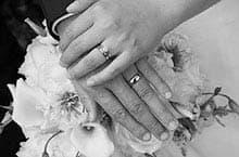 Schöne Glückwünsche zur Hochzeit - empfehlenswerte Information