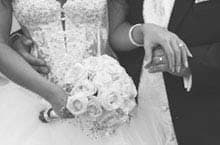 Weitere Gebete für Ihre Hochzeit - erfahren Sie mehr