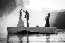 Die schönen Blumen der Braut und der Brautjungfern - Checkliste und Ideen