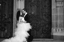 Kleines persönliches Dankeschön an Ihren Hochzeitsgästen sagen oder schreiben