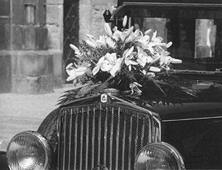 Blumenschmuck für die Hochzeit, der Brautstrauß Teil9